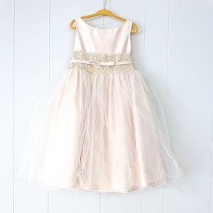 Girls size 4 Ball Gown Dress